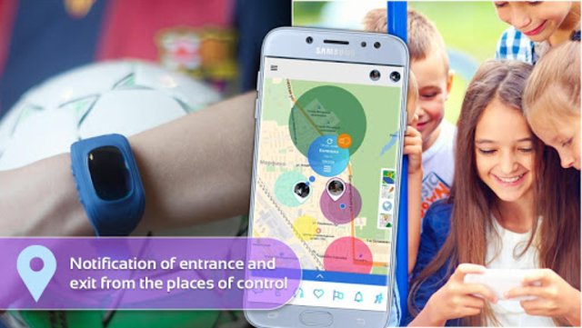 Step By Step: Gps watch, child`s phone tracker screenshot 4