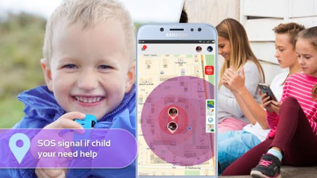 Step By Step: Gps watch, child`s phone tracker screenshot 5