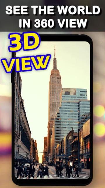 Live Street View maps & Satellite Earth Navigation screenshot 1