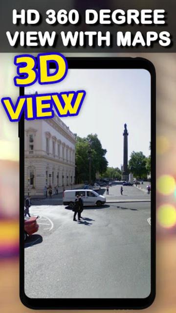 Live Street View maps & Satellite Earth Navigation screenshot 2
