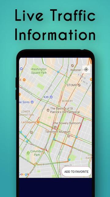 Live Street View maps & Satellite Earth Navigation screenshot 7