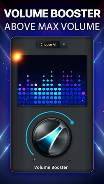 Super Sound Booster 📢 Loudest Volume Booster 500% screenshot 2