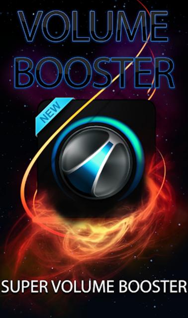 Super Sound Booster 📢 Loudest Volume Booster 500% screenshot 1