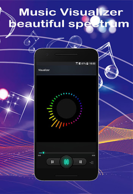 Equalizer Sound Booster Volume Booster for Android screenshot 4