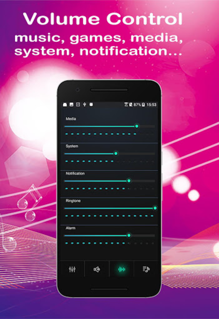 Equalizer Sound Booster Volume Booster for Android screenshot 6