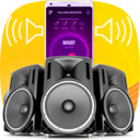 Icon for Equalizer Sound Booster Volume Booster for Android