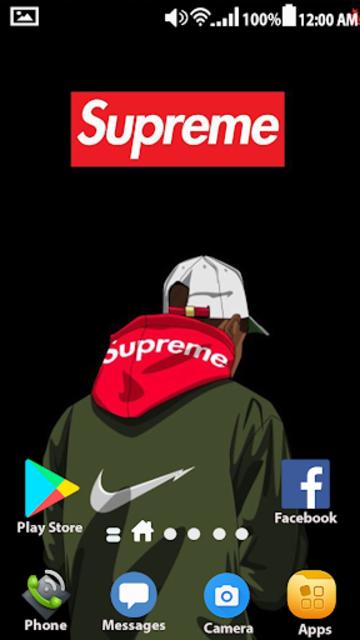 About Supreme Wallpapers Hd Lockscreen Google Play