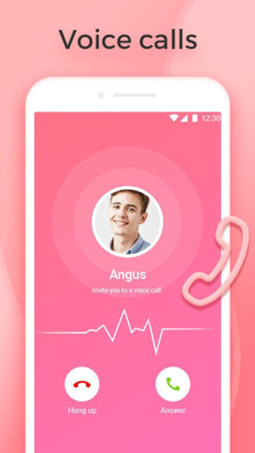 Sweet Chat -Free Chat Online,Make Friends,Meet me screenshot 3