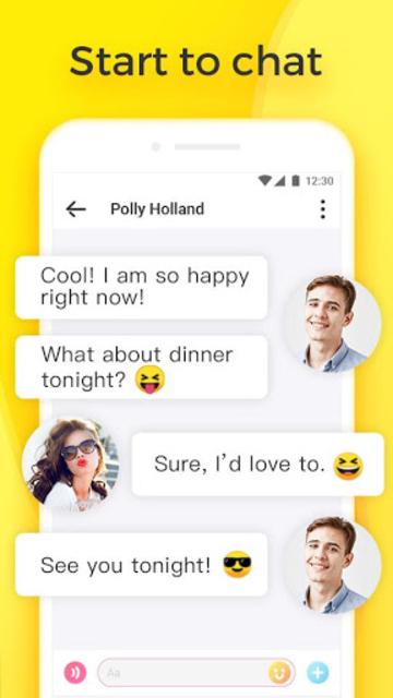 Sweet Chat -Free Chat Online,Make Friends,Meet me screenshot 6
