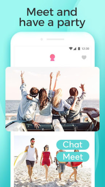 Sweet Chat -Free Chat Online,Make Friends,Meet me screenshot 7