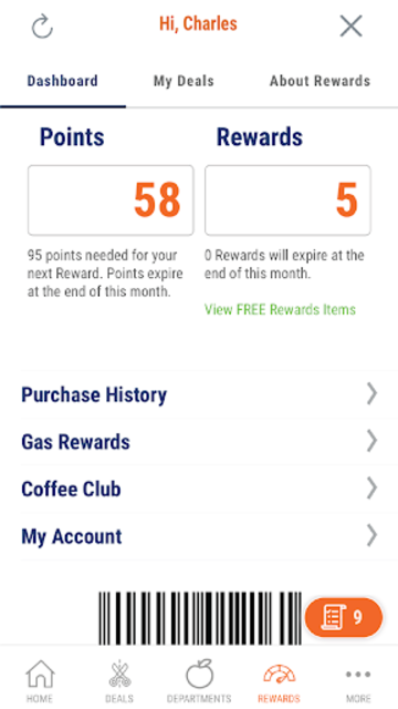 Shop United Supermarkets screenshot 3