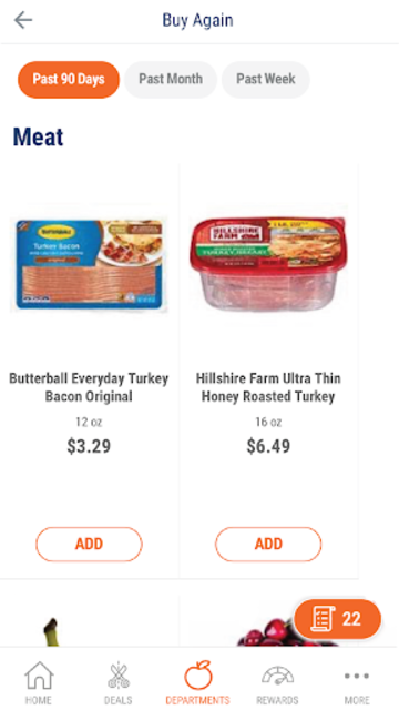 Shop United Supermarkets screenshot 4