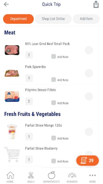 Shop United Supermarkets screenshot 5