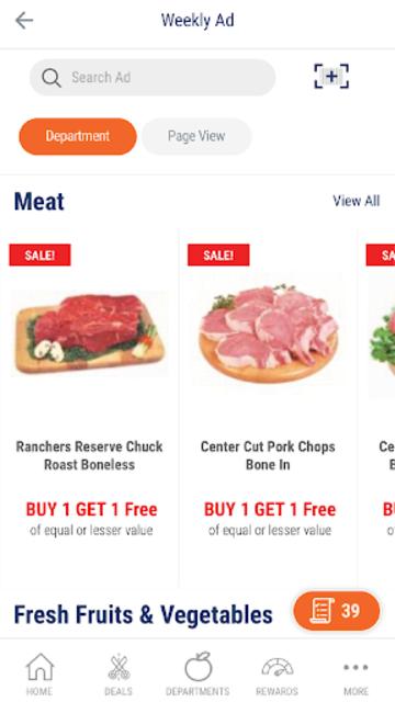 Shop United Supermarkets screenshot 6