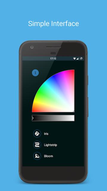 Hue Light - Pro screenshot 1
