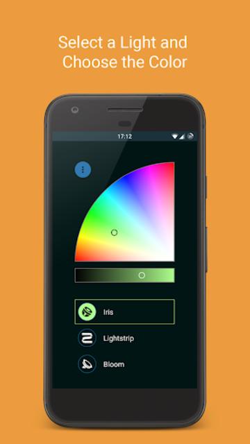Hue Light - Pro screenshot 2