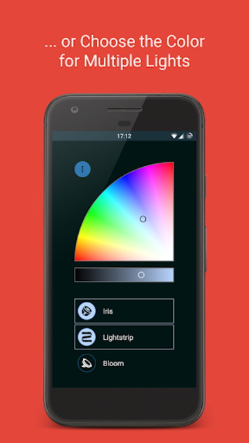 Hue Light - Pro screenshot 3
