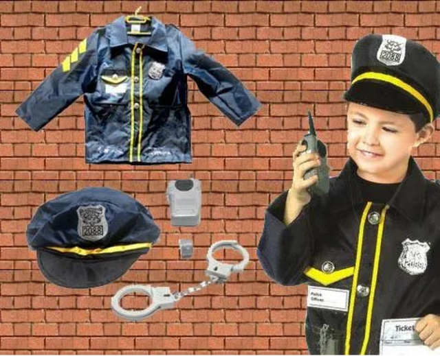 Wireless police Children screenshot 1