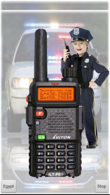 Wireless police Children screenshot 2