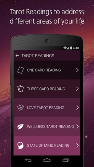 Tarot Reading screenshot 2