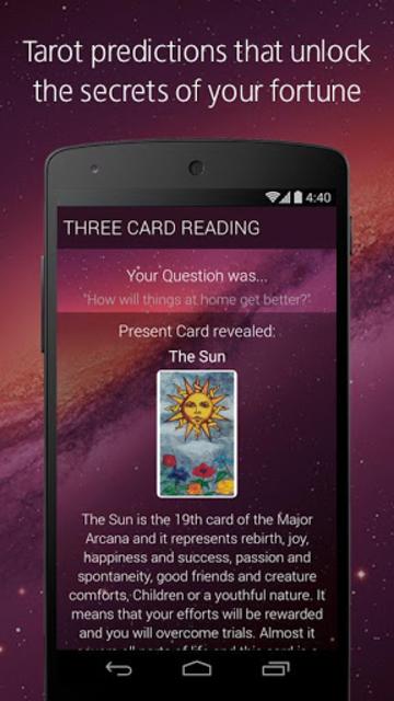 Tarot Reading screenshot 5