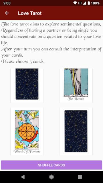 Tarot Card Reading screenshot 14