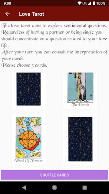 Tarot Card Reading screenshot 22