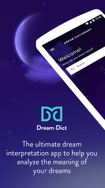 Dream Dictionary - meaningfull your dream screenshot 1