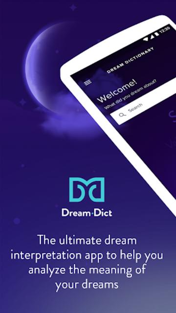 Dream Dictionary - meaningfull your dream screenshot 1