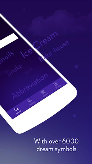 Dream Dictionary - meaningfull your dream screenshot 2