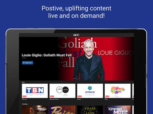 TBN: Watch TV Shows & Live TV screenshot 7