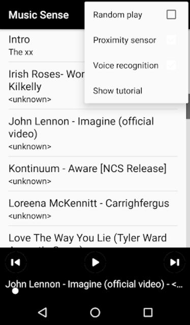 Music Sense screenshot 5