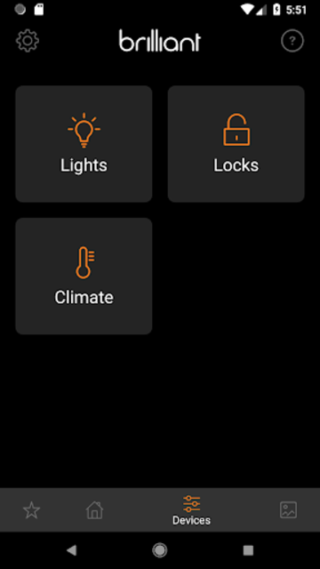 Brilliant - Smart Home Control screenshot 1