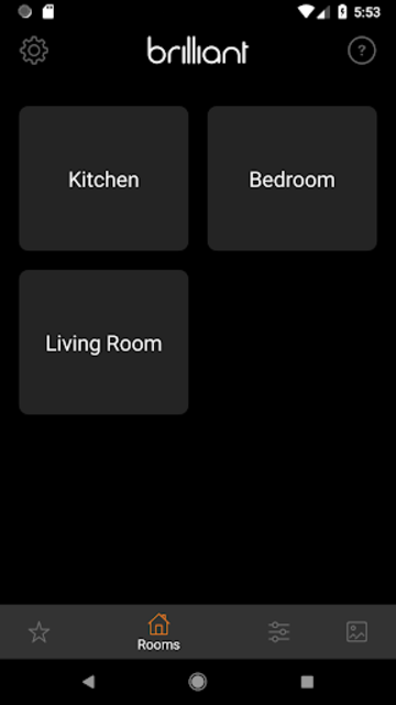 Brilliant - Smart Home Control screenshot 5