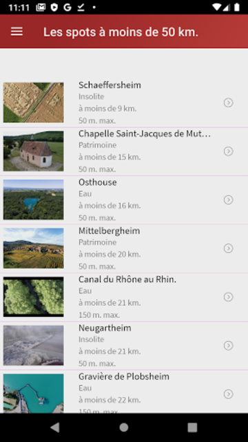 Drone-Spot screenshot 4