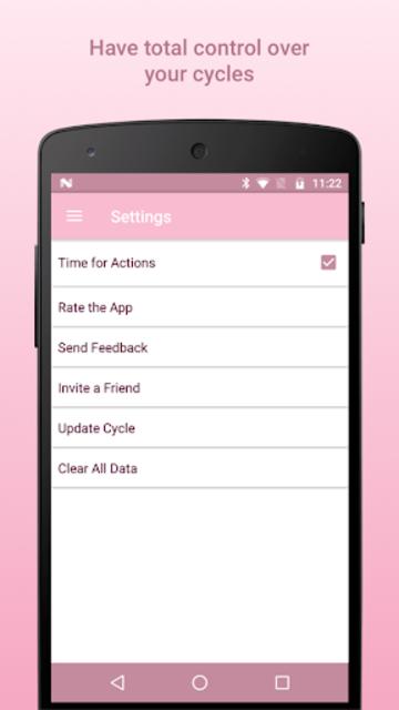Nuva Ring Tracker Plus screenshot 3