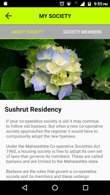 Neighborhood App screenshot 3