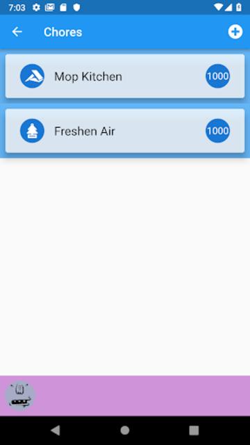 Chorecoin screenshot 4
