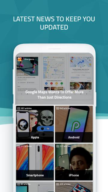 Geek Tech - Tech News screenshot 4