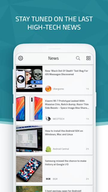Geek Tech - Tech News screenshot 5