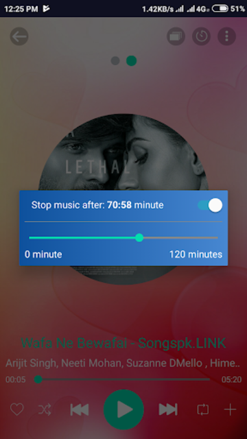 Music Player Pro / Unlimited Songs Play screenshot 8