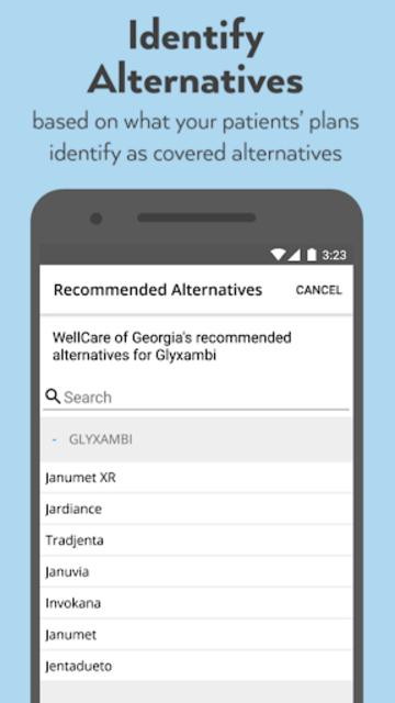 Formulary Search screenshot 3