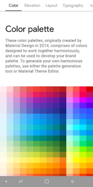 MATERIAL DESIGN screenshot 3