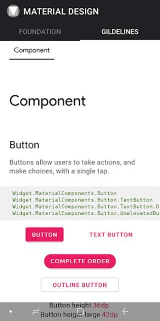 MATERIAL DESIGN screenshot 6