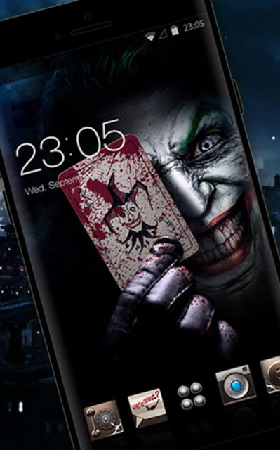About Joker Superhero Skins Scary Crazy Wallpapers Hd
