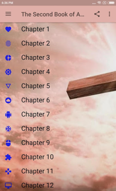 THE SECOND BOOK OF ADAM AND EVE PRO screenshot 1