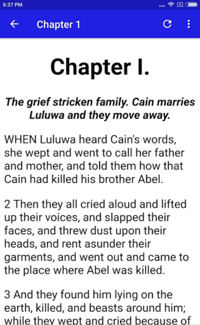 THE SECOND BOOK OF ADAM AND EVE PRO screenshot 2