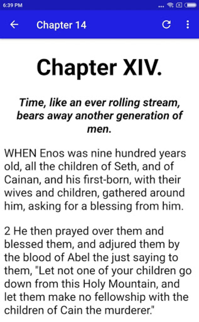 THE SECOND BOOK OF ADAM AND EVE PRO screenshot 7
