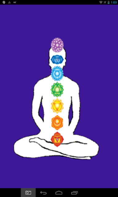 Theta Meditation Chakra Sound screenshot 1