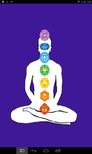 Theta Meditation Chakra Sound screenshot 7